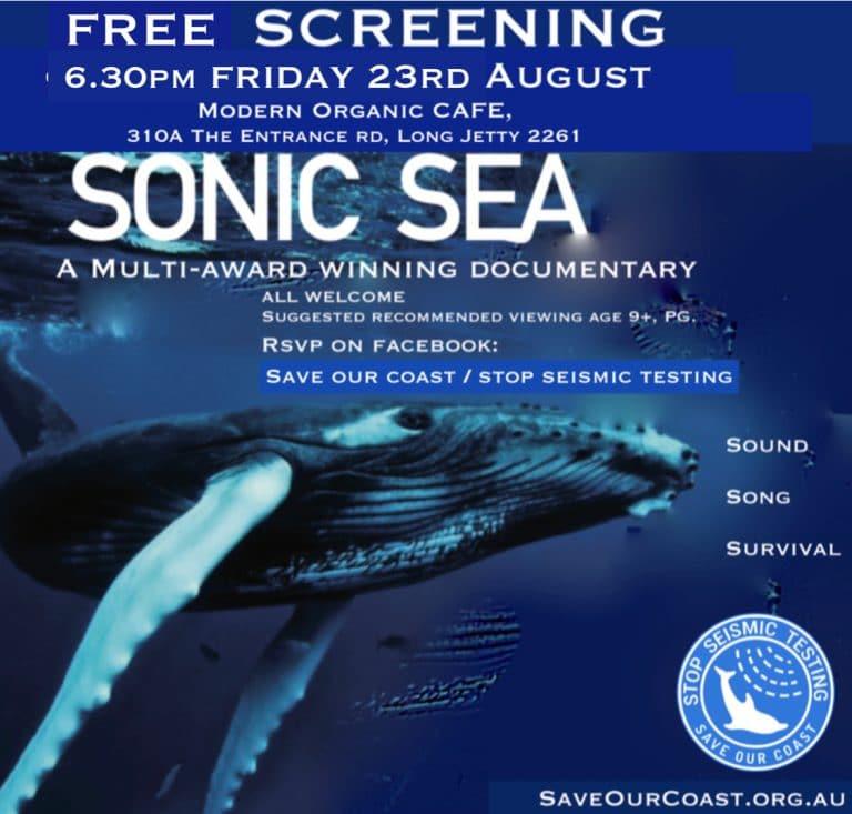 sonic sea aug 23 2019