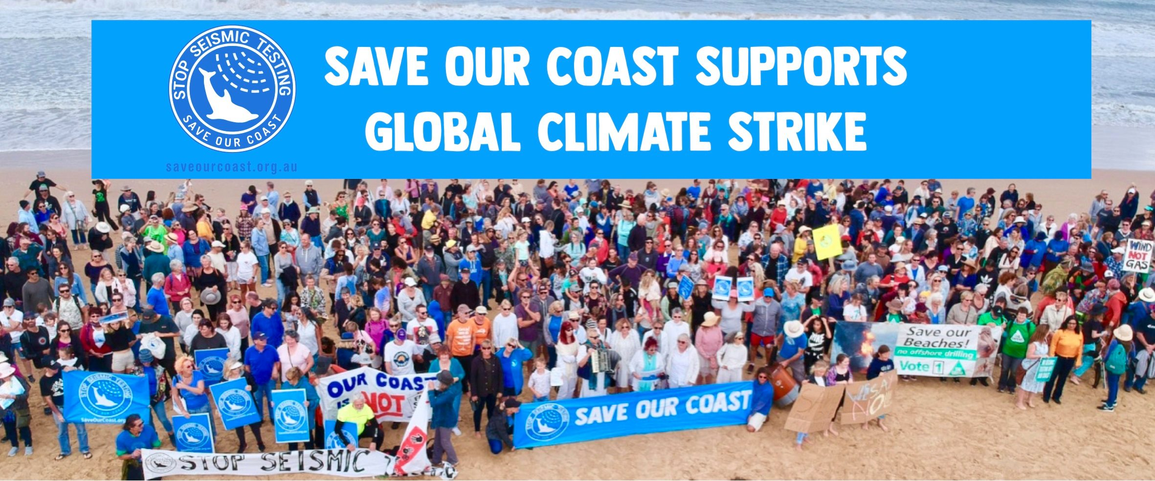 global climate strike - newcastle